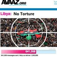 Libya Tawergha Avaaz Action Stop Torture