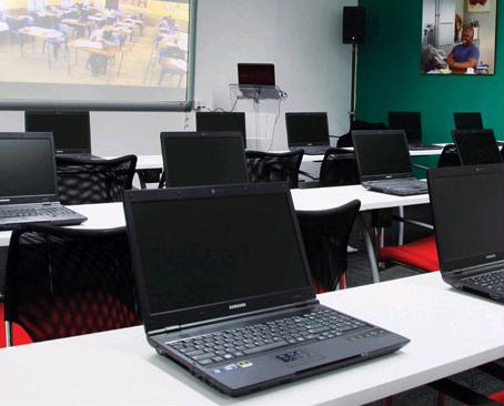 North Africa Libya Tawergha IT Training and E-learning